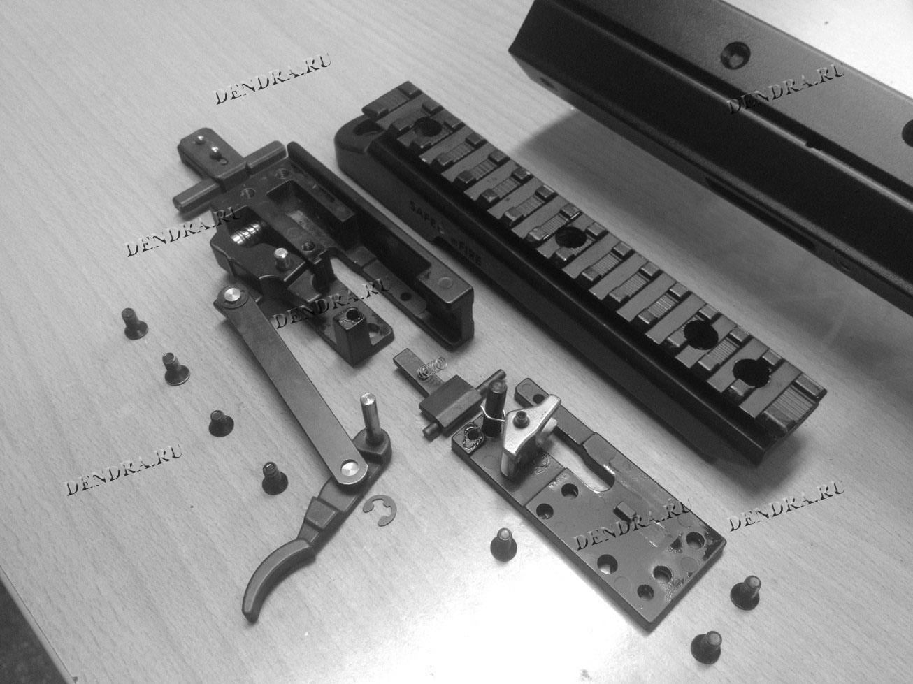 Ruger 10/22 Trigger, Sear, Firing Pin, and Lock Time Tuning Parts for Accurizing the Ruger 10/