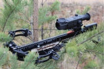 Охота на бобра с арбалетом Mathews Mission MXB360