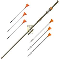 "Духовая трубка Cold Steel Tim Wells Signature Series ""Slock Master"" Blowgun B625TWZ"