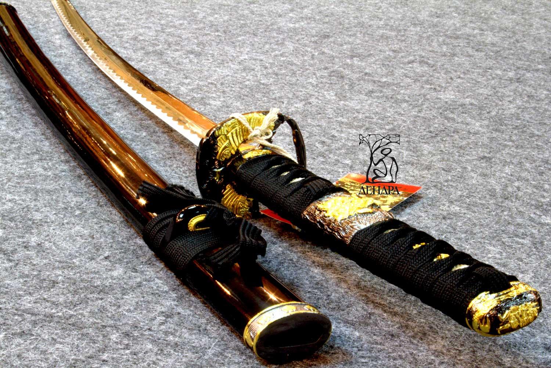 процесс картинки мечей и самурайских катан варианты способу